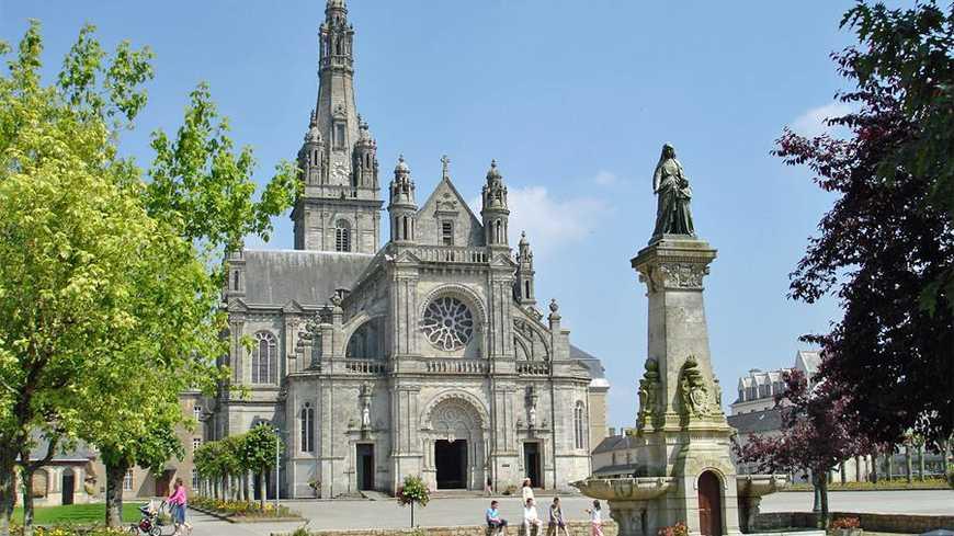 Basilique Ste Anne d'Auray